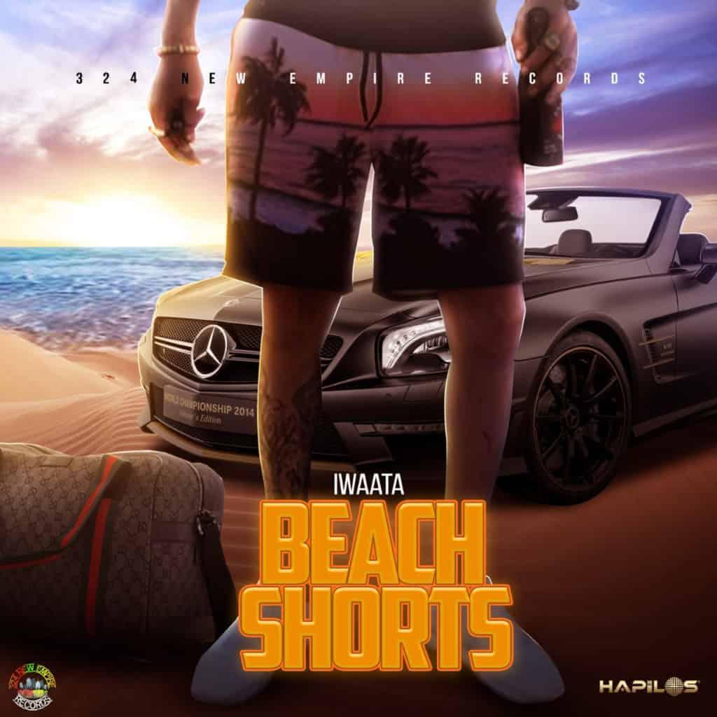 Iwaata - Beach Shorts - 324 New Empire Records