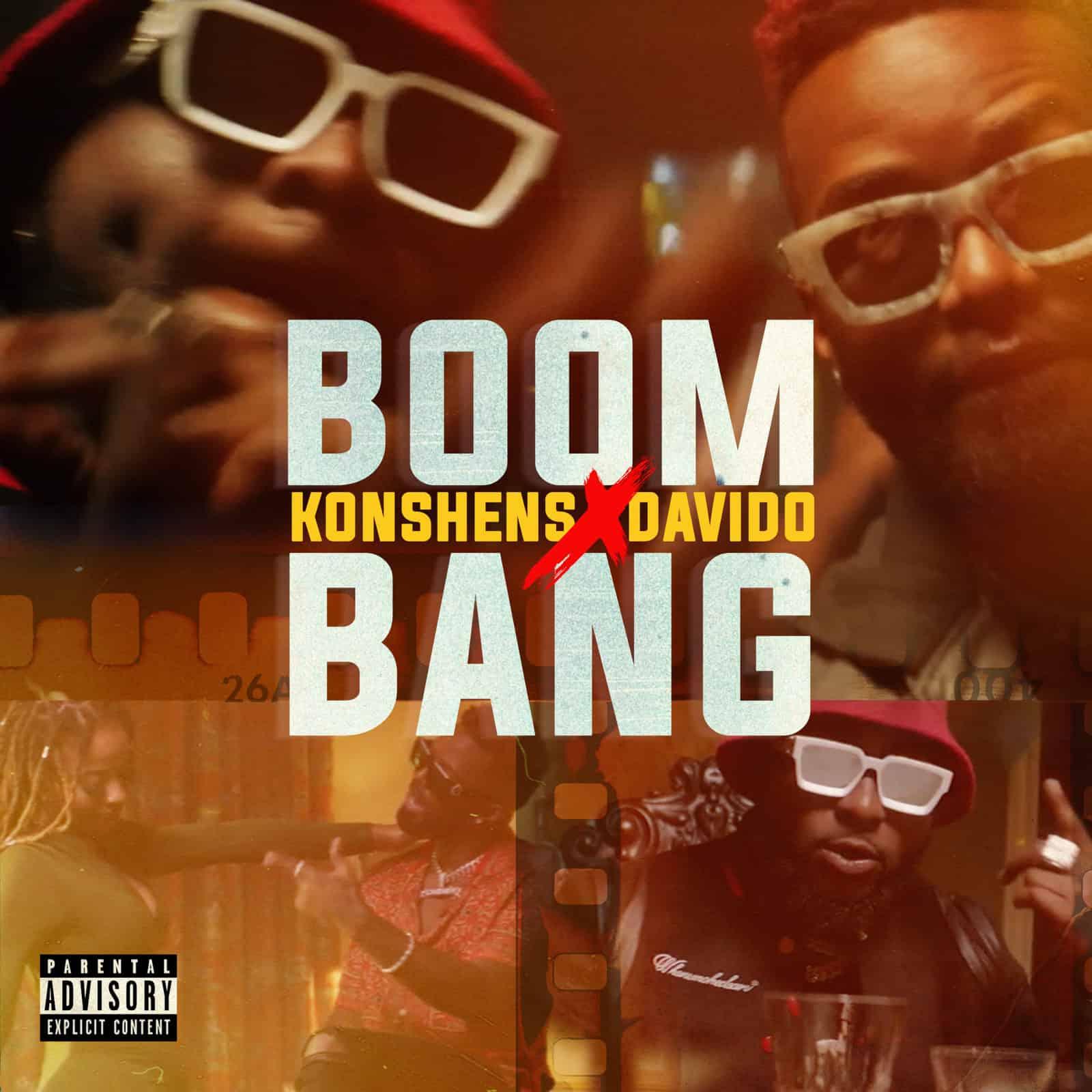 Konshens x Davido - Boom Bang