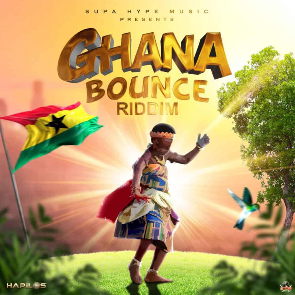 Ghana Bounce Riddim - Supa Hype Music