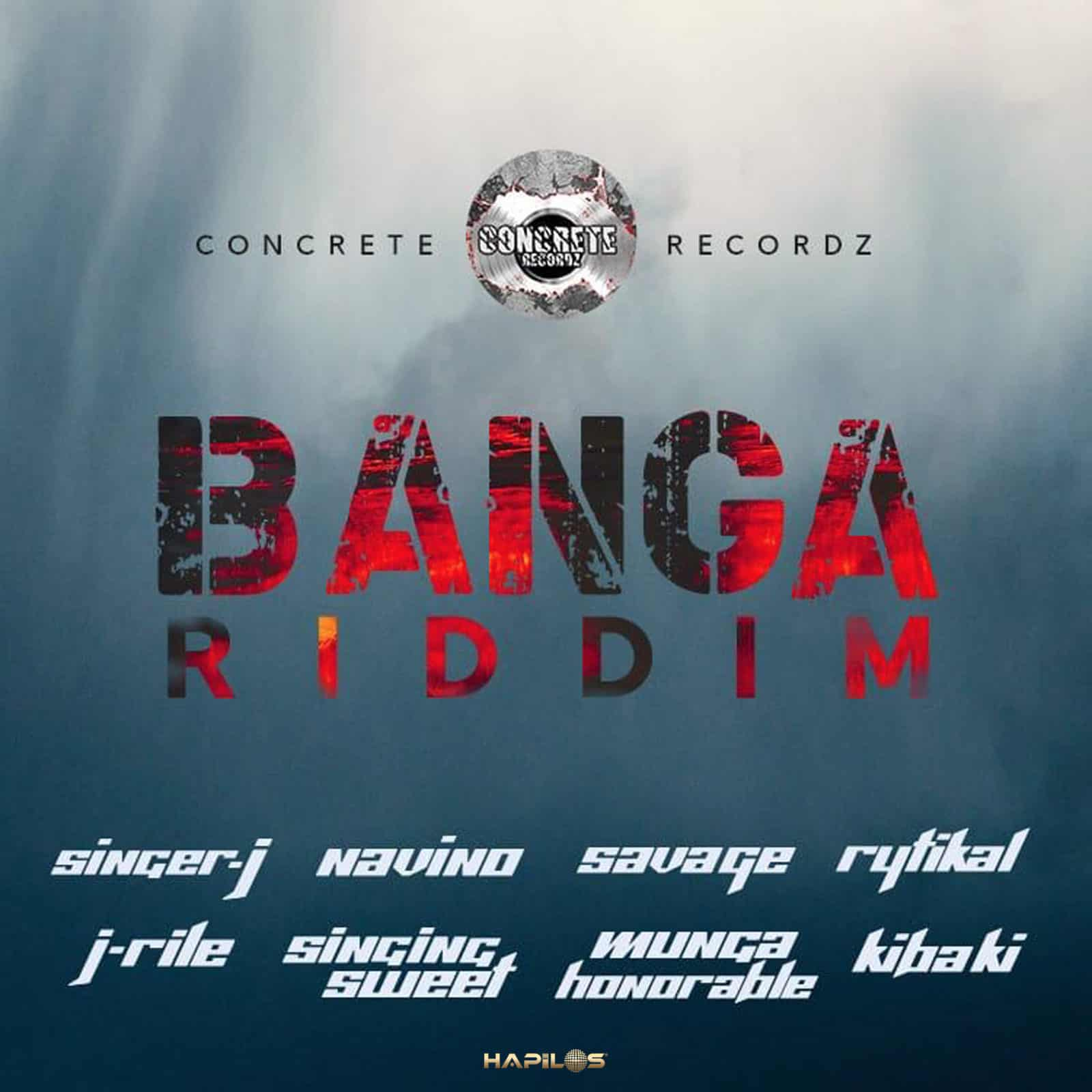 Banga Riddim - Concrete Recordz