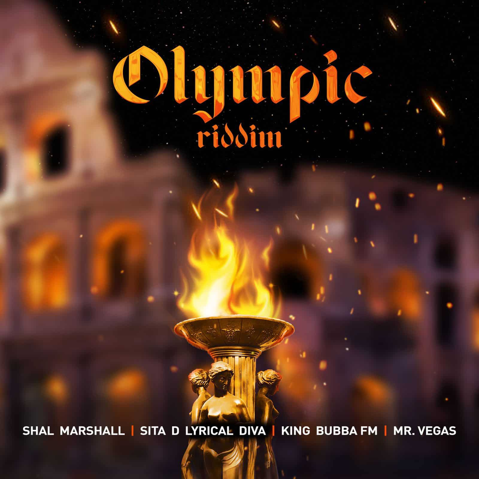 Olympic Riddim Produced by Swick B Productions