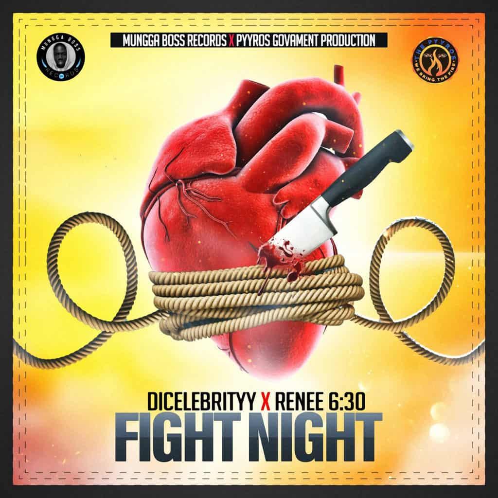 DiCelebrityy & Renee 630 - Fight Night