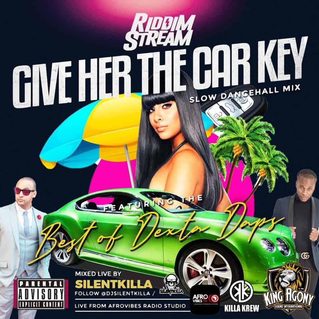 SILENTKILLA - Give Her The Car Key (Slow Dancehall) - Best Of Dexta Daps