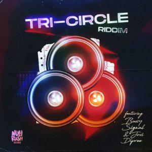 Busy Signal - Bruk Dung Di Bed - Tri-Circle Riddim