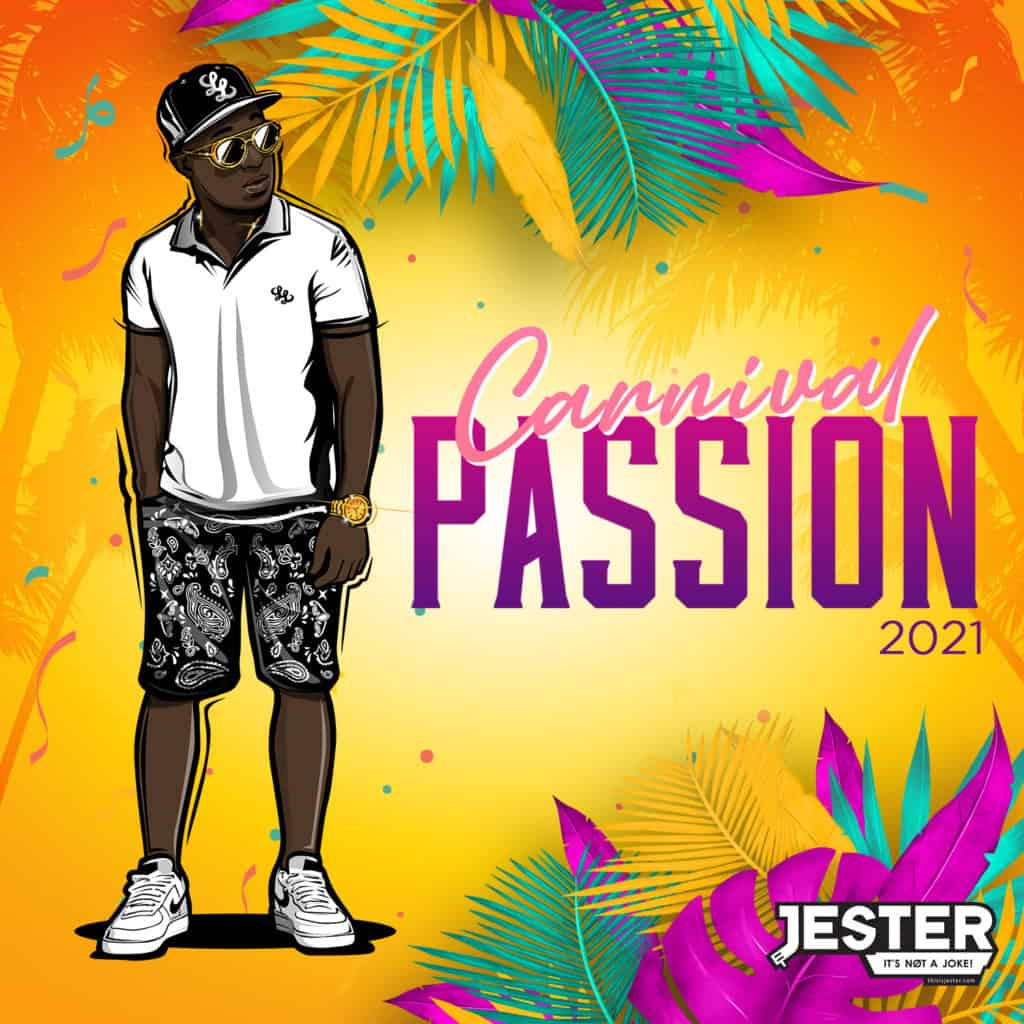 Jester - Carnival Passion 2021