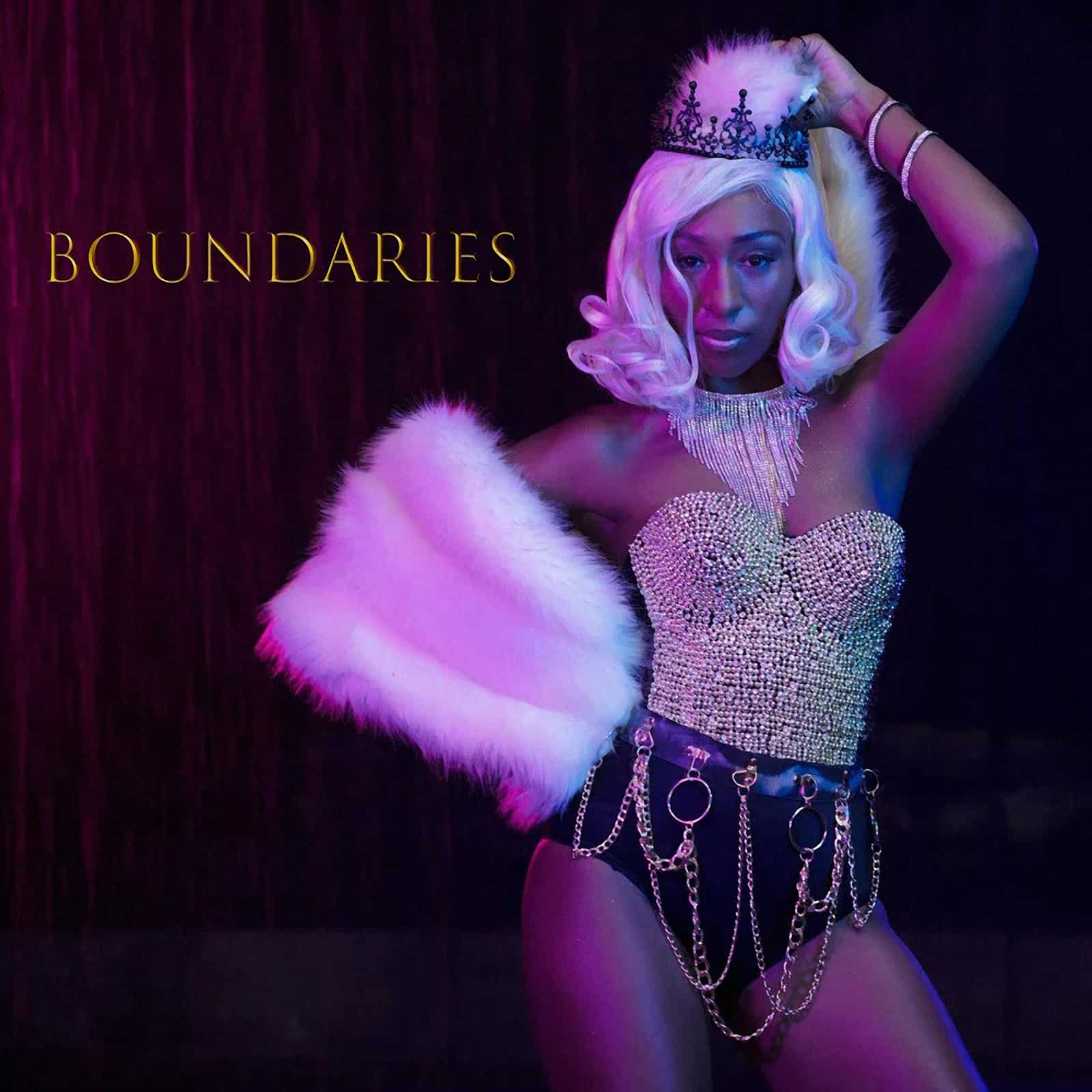 BOUNDARIES by K-VICTORIA