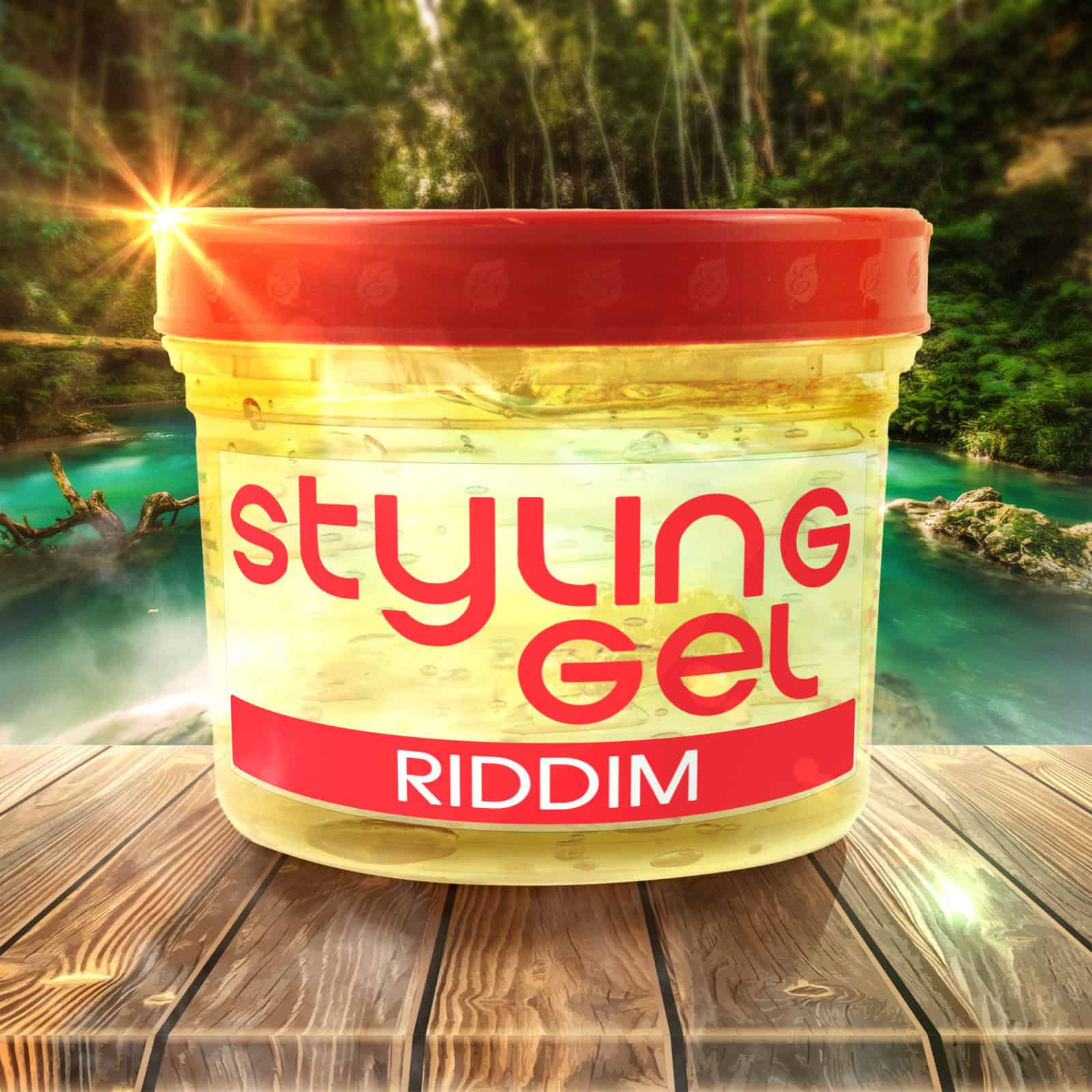 Styling Gel Riddim - Supa Hype Music / RamJam Production
