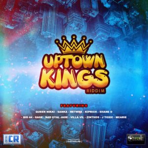 Uptown Kings Riddim - Boysie Records / Iclips Records