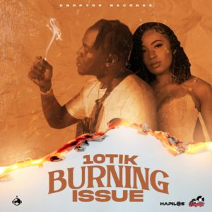 10Tik - Burning Issue - Droptop Records