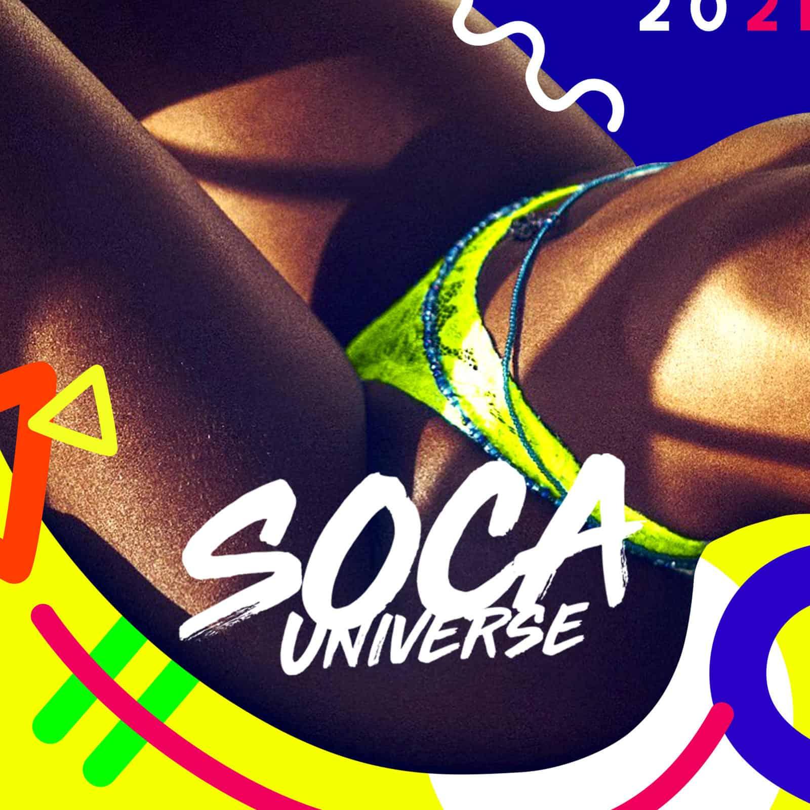 Soca Universe 2021 - Various Artists