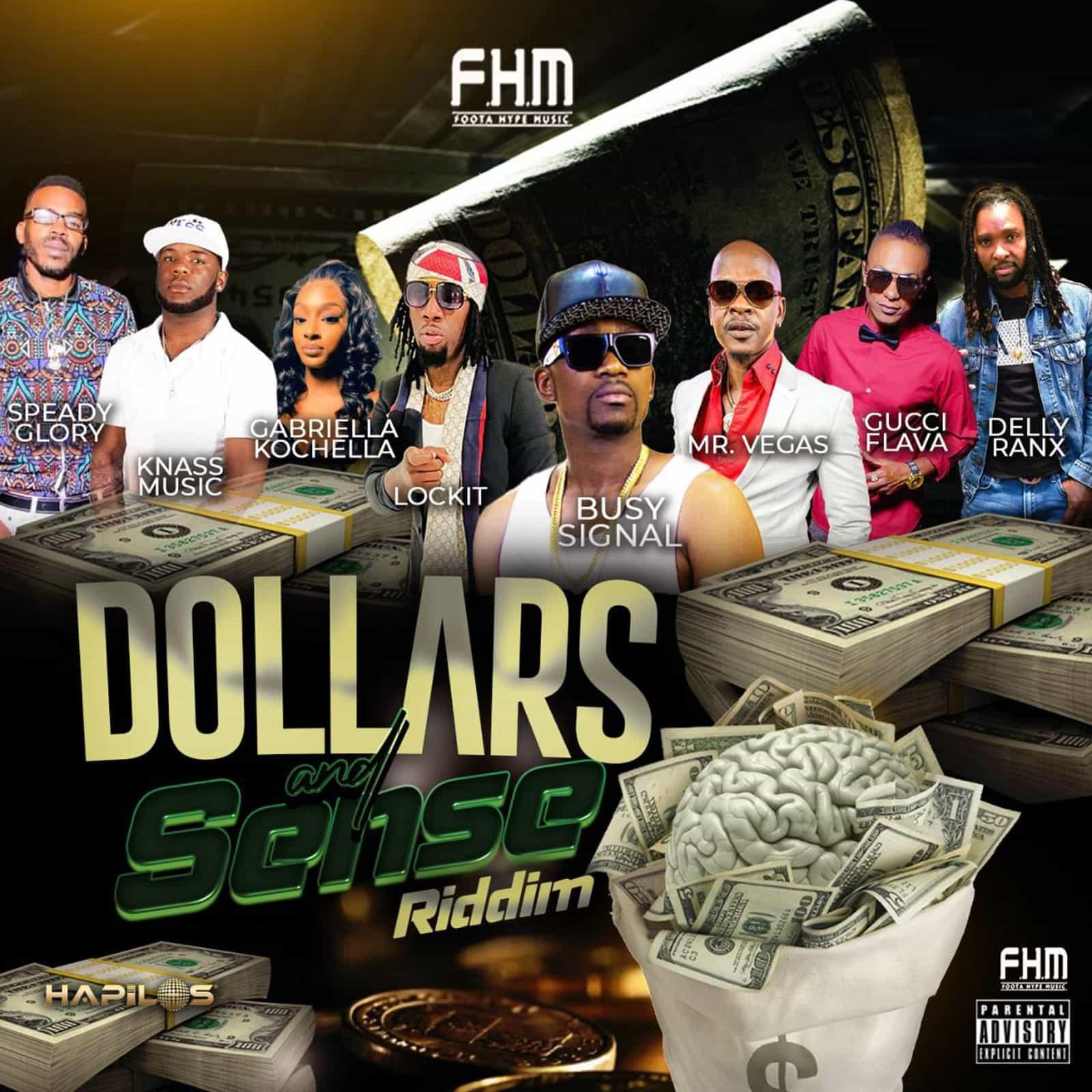 Dollars and Sense Riddim - Foota Hype Music