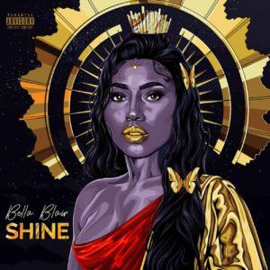 Bella Blair - Shine EP - UpRize Music / Bella Blair