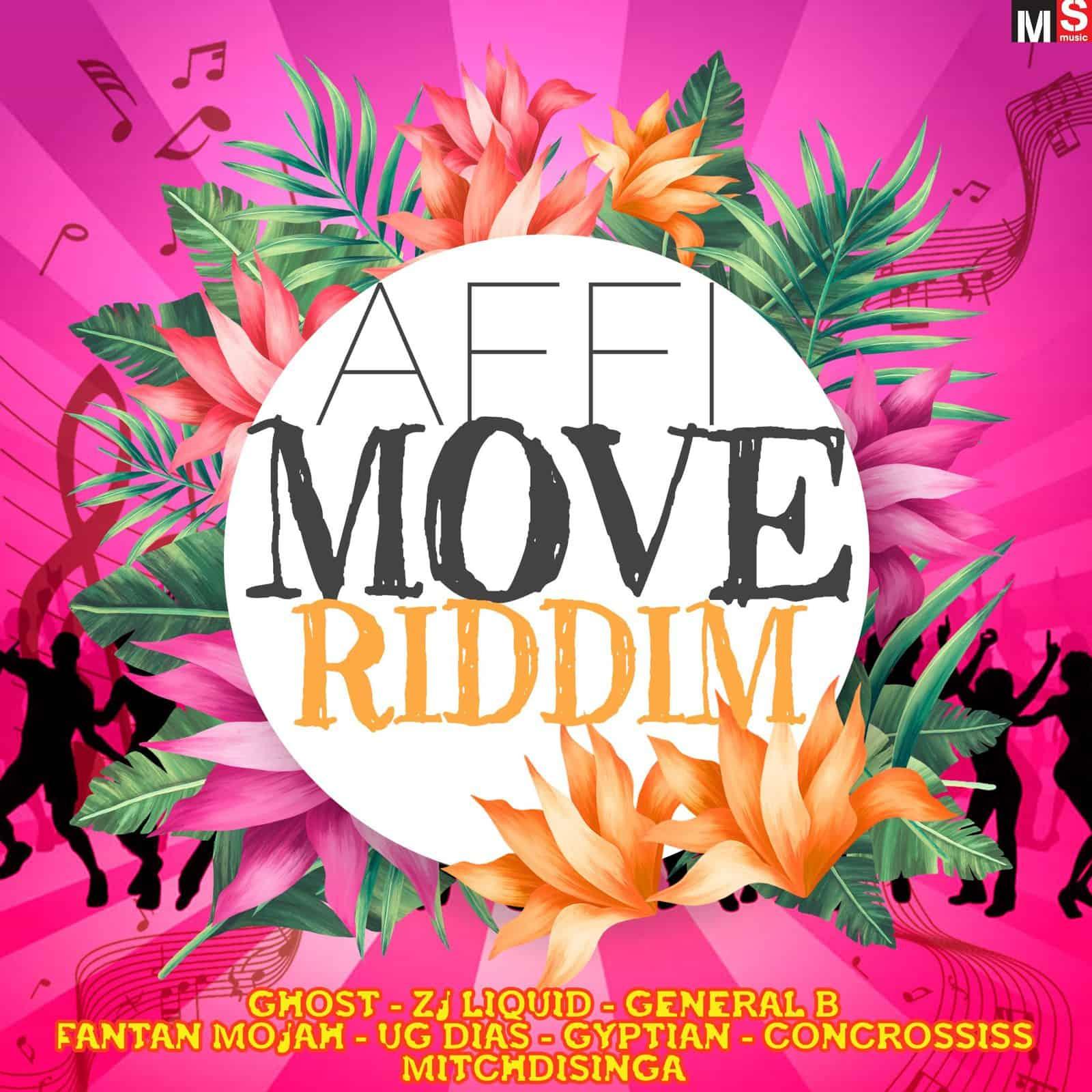 Affi Move Riddim - Various Artists