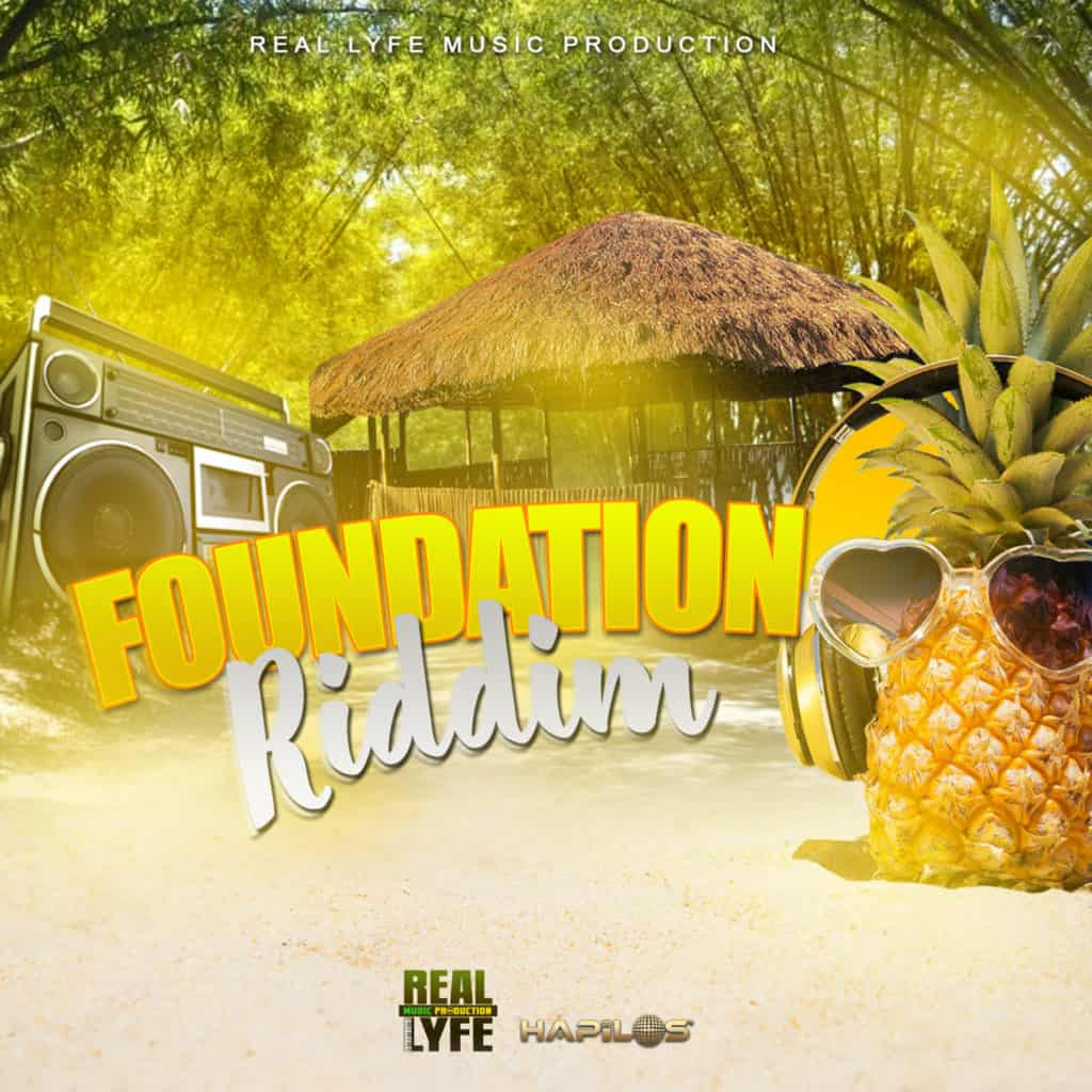 Foundation Riddim - Real Lyfe Music Prodcution