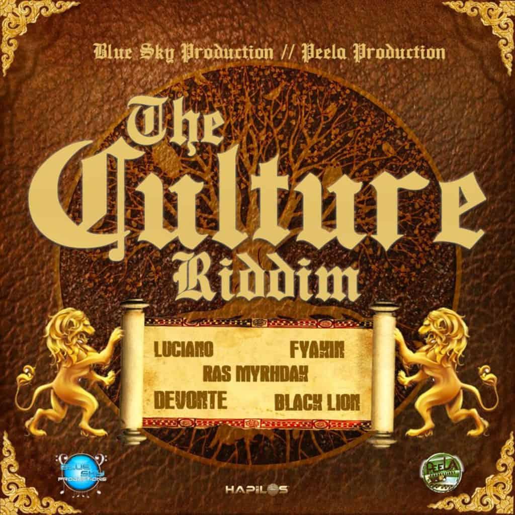 The Culture Riddim - Blue Sky Production