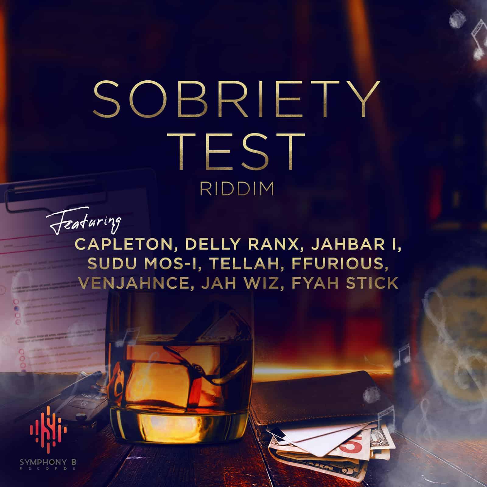 Sobriety Test Rhythm - Symphony B Records