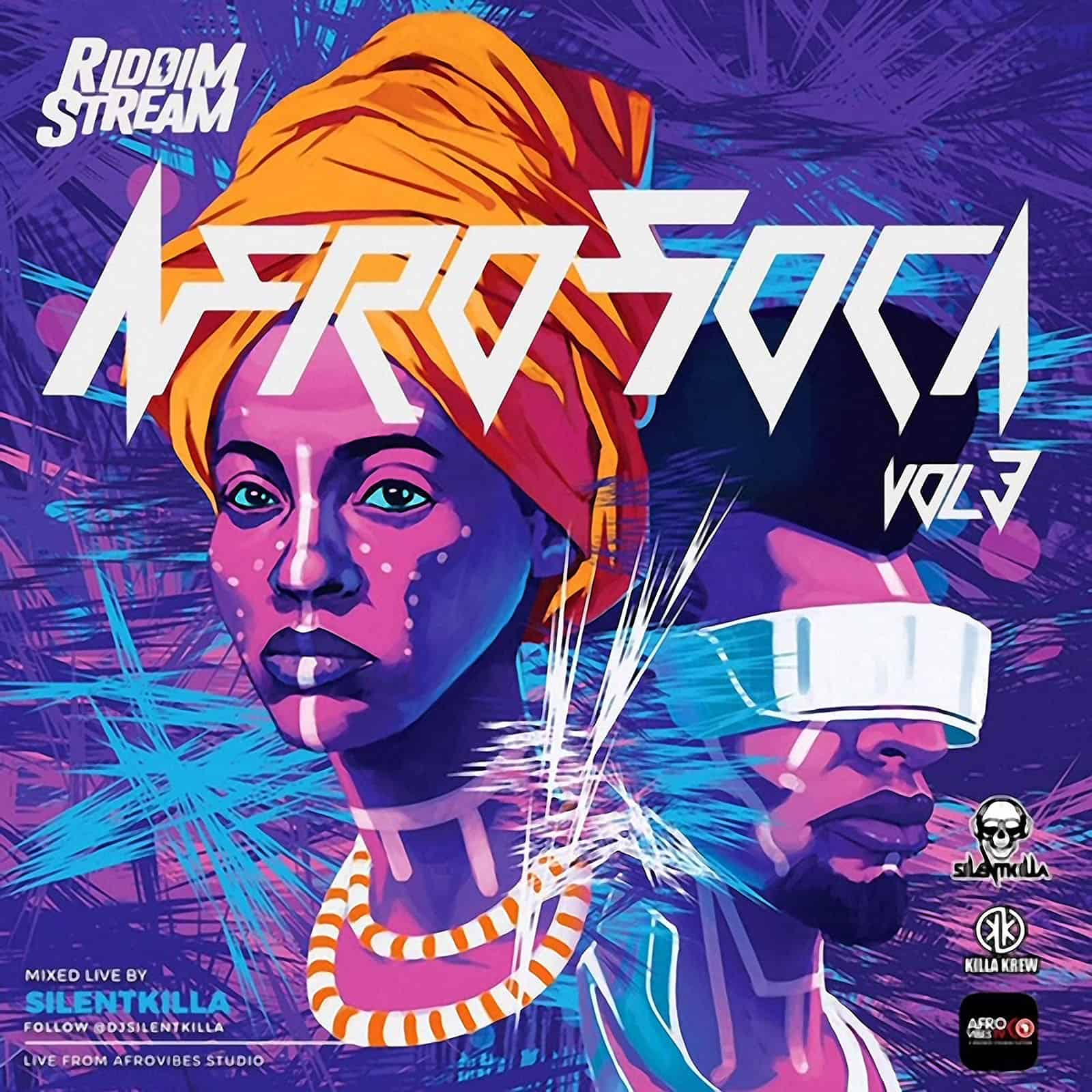 SILENTKILLA - Afro Soca 3