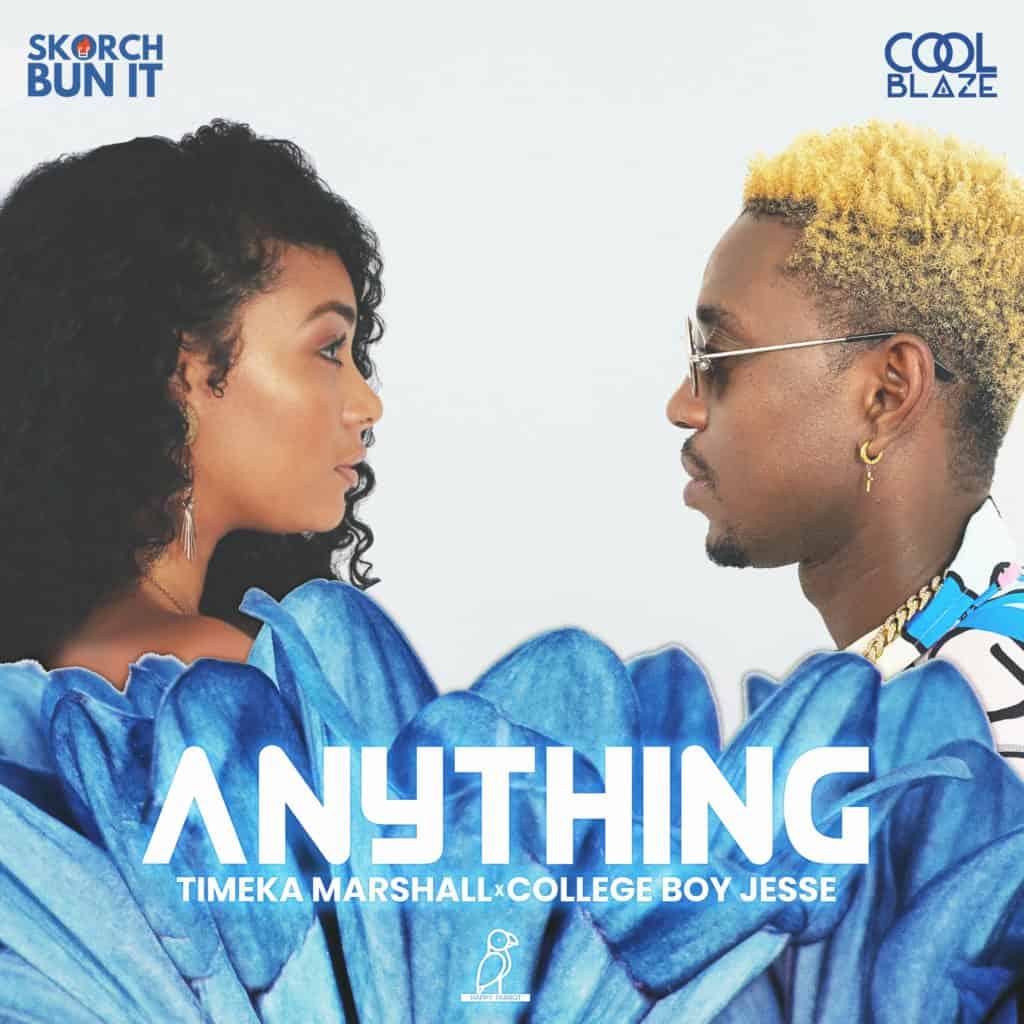 Skorch Bun It x LL CoolBlaze Present - ANYTHING - Timeka Marshall X College Boy Jesse