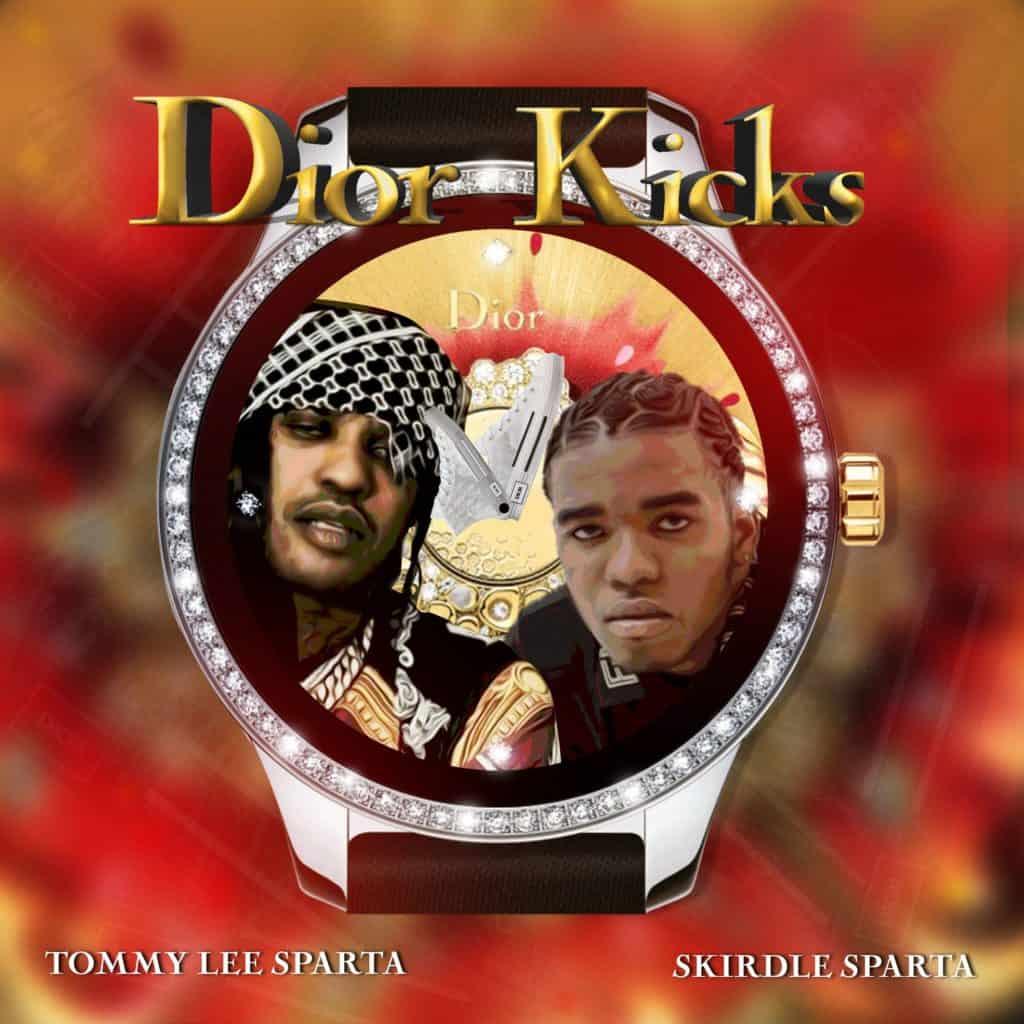 Tommy Lee Sparta feat. Skirdle Sparta - Dior Kicks