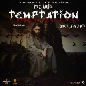 Vybz Kartel -Temptation (feat. Roxxie & YowLevite) - Aiko Pon Di Beat / Vybz Kartel Muzik