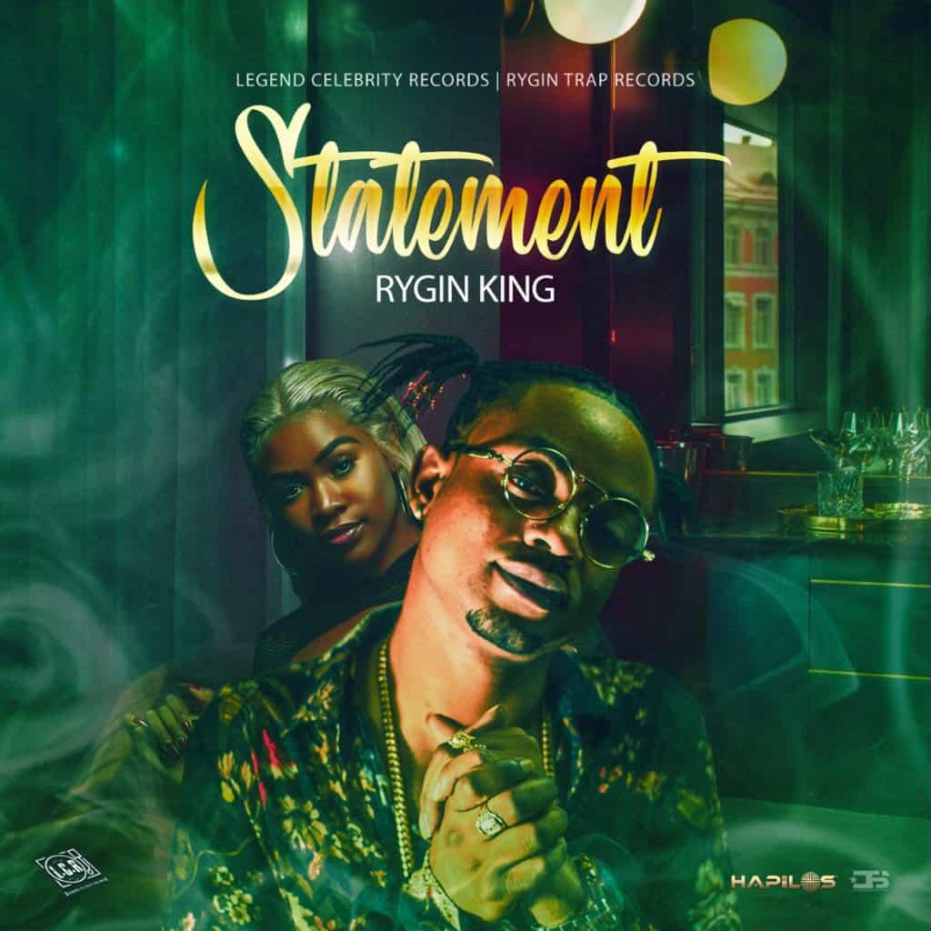 Rygin King - Statement - Legend Celebrity Records / Rygin Trap Records