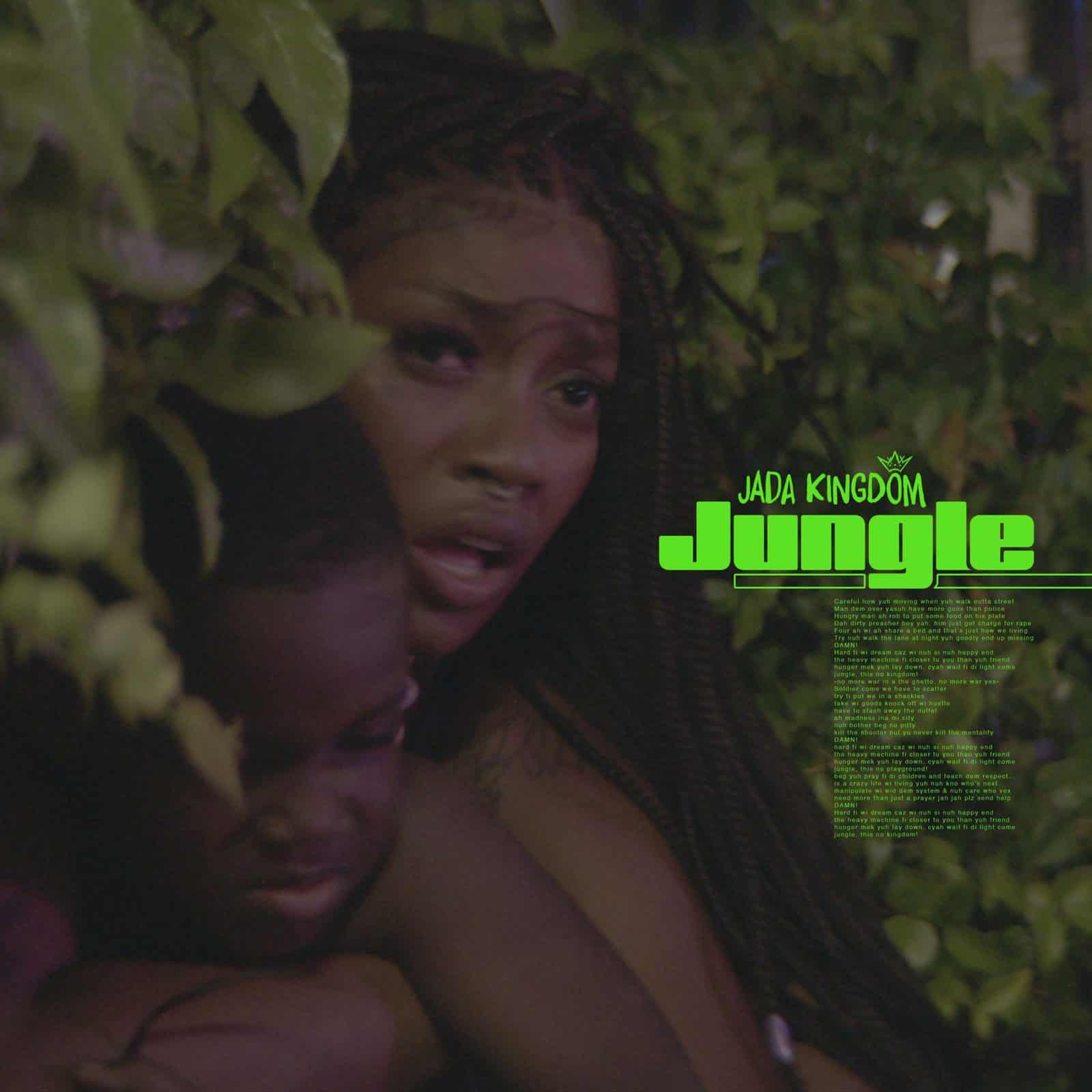 Jada Kingdom - Jungle - Money Well Spent / Republic Records