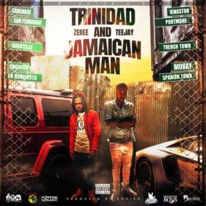 Zebee and Teejay - Trinidad and Jamaican Man